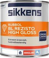 Sikkens Rubbol BL Rezisto High Gloss 1 liter - Wit