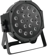 EUROLITE LED SLS-180 Blacklight 18x1W vloer - LED Par - Flat Par