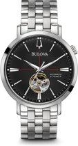 BULOVA - Horloge - Mannen - Zilverkleurig Ø 41 96A199