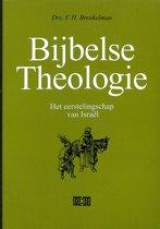 Bijbelse theologie I, 2 - Het eerstelingschap van Israël