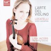 Lisa Jacobs - L'Arte Del Violino