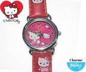 Nijntje Horloge- Rood- 3 cm