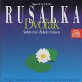 Rusalka-Opera In 3 Acts