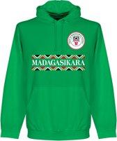 Madagaskar Team Hoodie - Groen - L