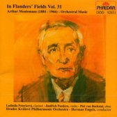 In Flanders' Fields Vol.31 - Orchestral Music By A