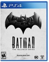 Telltale Games Batman - The Telltale Series, PlayStation 4 Basis PlayStation 4 video-game