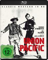 Union Pacific (blu-ray) (import)