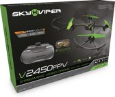 Sky Viper Streaming Drone met First-Person view! - Goliath