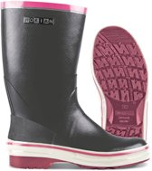 Nokian Footwear - Rubberlaarzen -Street- (Everyday) grijs/roze, maat 36