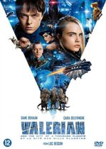Valerian And The City Of A Thousand Planets (2 disc DVD edition)