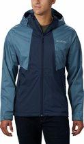 Columbia Sportjas Inner Limits Ii Jacket Heren - Collegiate Navy - Maat M