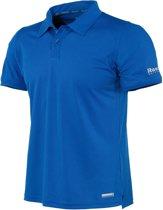Reece Hockey Polo Darwin - Hockeyshirt - Kinderen - Maat 140 - Blauw kobalt