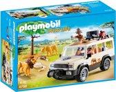 Playmobil Safari 4x4 met lier - 6798