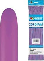 Qualatex Q-pak Violet - 50 stuks
