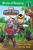World of Reading Super Hero Adventures: Meet Ant-Man & the Wasp