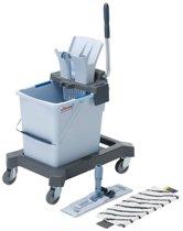 Vileda Ultraspeed Pro single bucket 25 liter starter kit