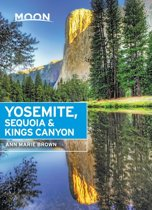 Omslag van 'Moon Yosemite, Sequoia & Kings Canyon'