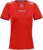 Masita Porto Dames Shirt - Voetbalshirts  - rood - 38