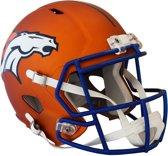Riddell DeLuxe Replica Helmet BLAZE Broncos American Football Helm