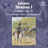 Strauss I: Edition.Vol.10