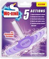 WC-Eend Energy Toiletblok - Lavendel