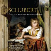 Schubert: Complete Music For Violin