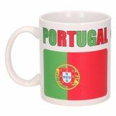 Mok Portugese vlag