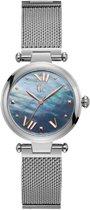 Gc Watches - Y31001L7 - Horloges - Dames -  RVS - Zilverkleurig -  32 mm