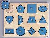 Inlegbord vormen