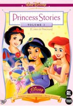 PRINCESS STORIES VOL.2 DVD NL/FR