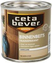 Cetabever Binnenbeits Transparant Acryl - 0,25 liter - Beuken