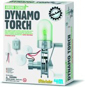 4M Kidzlabs Green Science - Dynamo Lamp