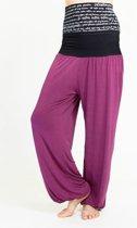 Mantra Breath Easy' - Yogabroek - 1-size-fits-all