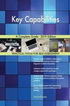 Key Capabilities a Complete Guide - 2019 Edition