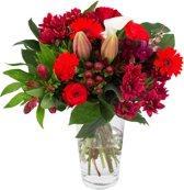 Bloemen Boeket Kim Large Red (20 takken)