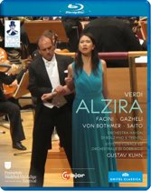 Alzira, Alto Adige Festival 2012
