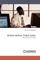 Online Airline Ticket Sales