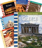 First Civilizations 6-Book Set (Primary Source Readers