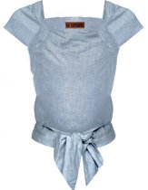 ByKay - Babydrager - Mei Tai Classic - Stonewashed -size baby