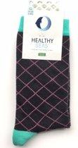 Healthy Seas Socks - visnet sokken - help het milieu - maat 36/40