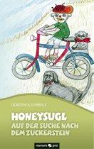 Honeysugl auf der Suche nach dem Zuckerstein