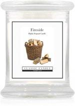 Classic Candle Medium Jar Fireside