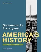 Documents for America's History, Volume II