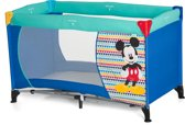 Hauck Dream N Play Campingbedje - Mickey Geo Blue