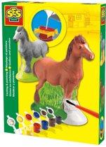 SES Gipsgietset paard