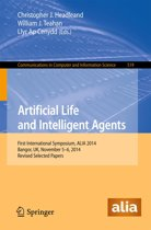 Artificial Life and Intelligent Agents