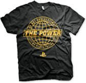 Merchandising PLAYSTATION - T-Shirt The Power of Playstation (S)
