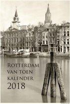 Rotterdam van toen kalender 2018 - A4 formaat