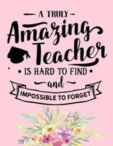 A Truly Amazing Teacher Is Hard To Find And Impossible