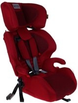 Bellelli Gio Plus Fix Autostoeltje 9-36Kg - Rood